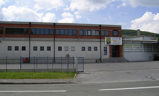Senozece-Aquafil-stavba